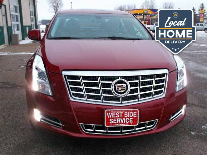 2014 Cadillac XTS for sale at West Side Service in Auburndale WI