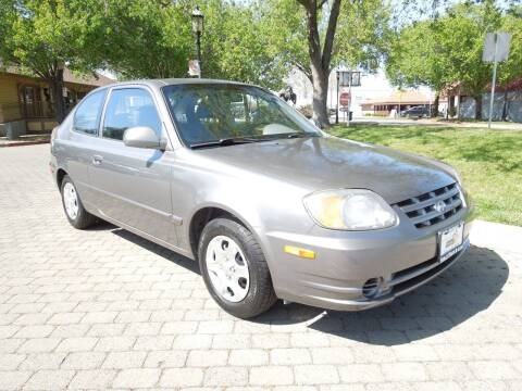 2005 Hyundai Accent for sale at Family Truck and Auto.com in Oakdale CA