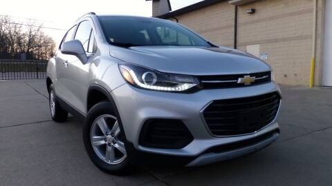 2018 Chevrolet Trax for sale at Prudential Auto Leasing in Hudson OH