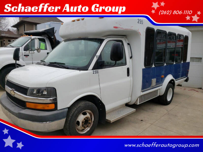 2010 Chevrolet Express Cutaway for sale in Walworth, WI
