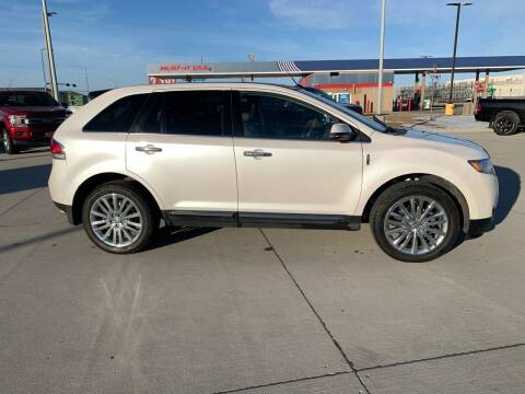 2013 Lincoln MKX for sale at Sportline Auto Center in Columbus NE