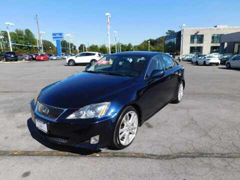 2006 Lexus IS 250 for sale at Paniagua Auto Mall in Dalton GA