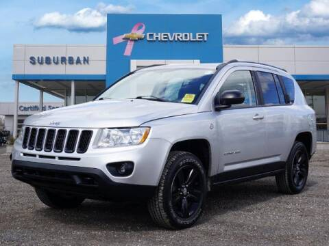 2011 Jeep Compass for sale at Suburban Chevrolet of Ann Arbor in Ann Arbor MI