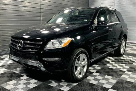 2012 Mercedes-Benz M-Class for sale at TRUST AUTO in Sykesville MD