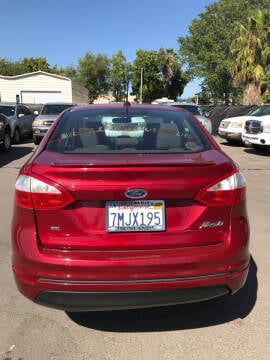2015 Ford Fiesta for sale at EXPRESS CREDIT MOTORS in San Jose CA