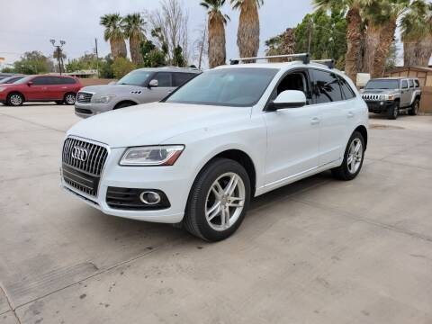 2015 Audi Q5 for sale at A AND A AUTO SALES in Gadsden AZ
