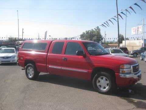 2007 GMC Sierra 1500 Classic for sale at Town and Country Motors - 1702 East Van Buren Street in Phoenix AZ