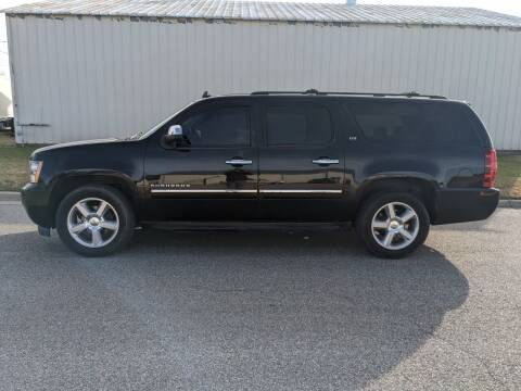 2013 Chevrolet Suburban for sale at TNK Autos in Inman KS