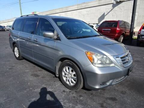 2008 Honda Odyssey for sale at DONNY MILLS AUTO SALES in Largo FL