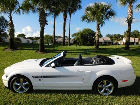 2007 Ford Mustang for sale at Auto Sport Group in Delray Beach FL