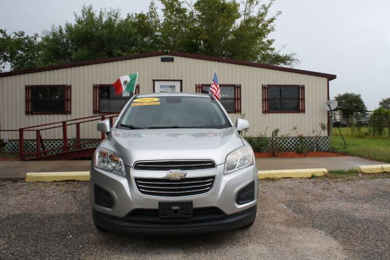 2016 Chevrolet Trax for sale at Fabela's Auto Sales Inc. in Dickinson TX