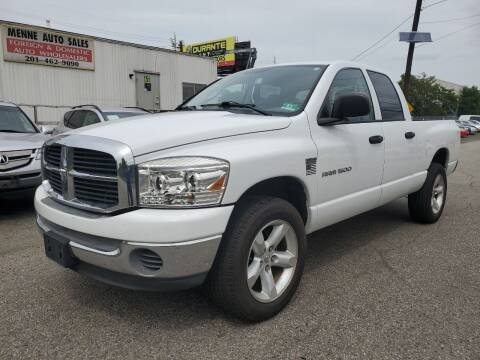 2006 Dodge Ram Pickup 1500 for sale at MENNE AUTO SALES in Hasbrouck Heights NJ