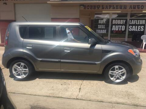 2010 Kia Soul for sale at Bobby Lafleur Auto Sales in Lake Charles LA