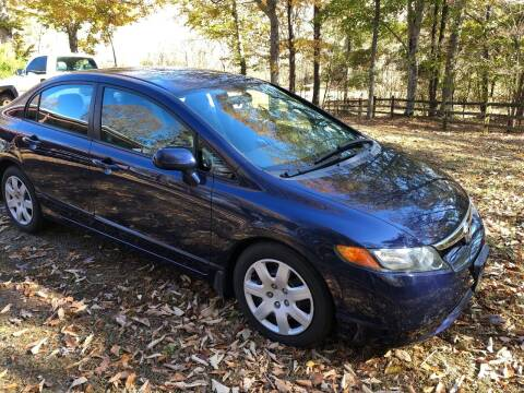 2007 Honda Civic for sale at Douthit Automotive, LLC in Advance NC