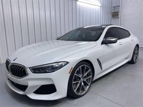 2020 BMW 8 Series for sale at JOE BULLARD USED CARS in Mobile AL