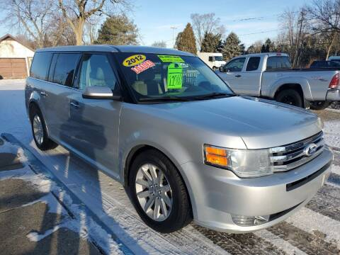 2012 Ford Flex for sale at Kachar's Used Cars Inc in Monroe MI
