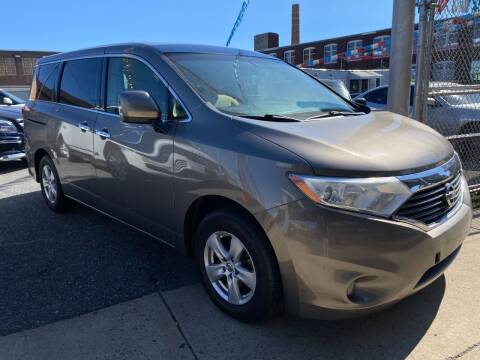2015 Nissan Quest for sale at The PA Kar Store Inc in Philadelphia PA