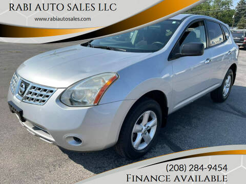 2010 Nissan Rogue for sale at RABI AUTO SALES LLC in Garden City ID