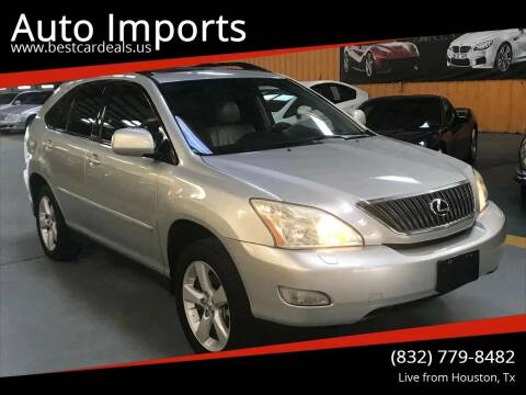 2006 Lexus RX 330 for sale at Auto Imports in Houston TX