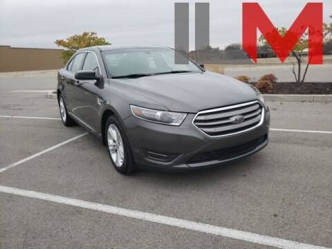 2017 Ford Taurus for sale at INDY LUXURY MOTORSPORTS in Fishers IN