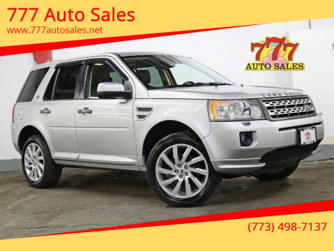2012 Land Rover LR2 for sale at 777 Auto Sales in Bedford Park IL