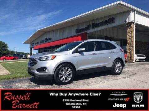 2019 Ford Edge for sale at Russell Barnett Chrysler Dodge Jeep Ram in Winchester TN