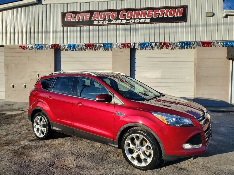 2014 Ford Escape for sale at Elite Auto Connection in Conover NC