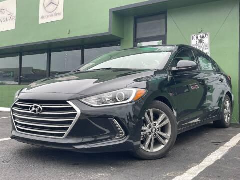 2017 Hyundai Elantra for sale at KARZILLA MOTORS in Oakland Park FL