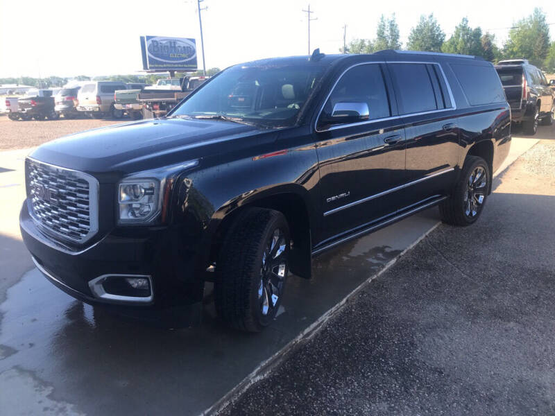2020 GMC Yukon XL for sale in Buffalo, WY