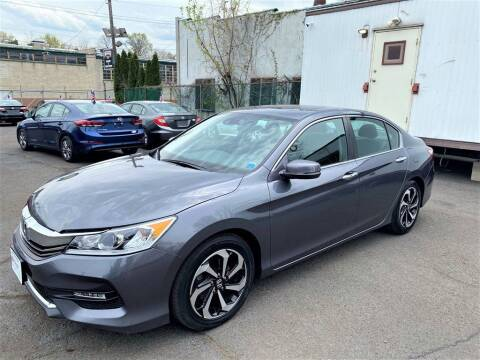 2016 Honda Accord for sale at Exem United in Plainfield NJ