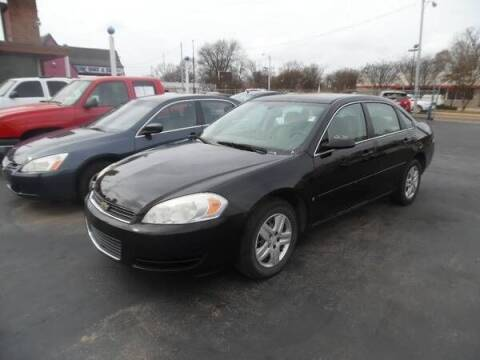 2007 Chevrolet Impala for sale at Nice Auto Sales in Memphis TN