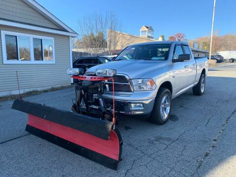 2012 RAM Ram Pickup 1500 for sale at Home Towne Auto Sales in North Smithfield RI