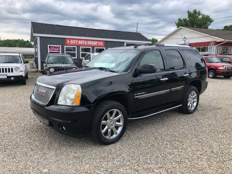 2007 GMC Yukon for sale at Y City Auto Group in Zanesville OH