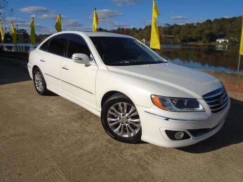 2011 Hyundai Azera for sale at Lake Carroll Auto Sales in Carrollton GA