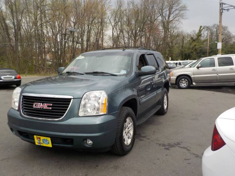 2008 GMC Yukon for sale at United Auto Land in Woodbury NJ
