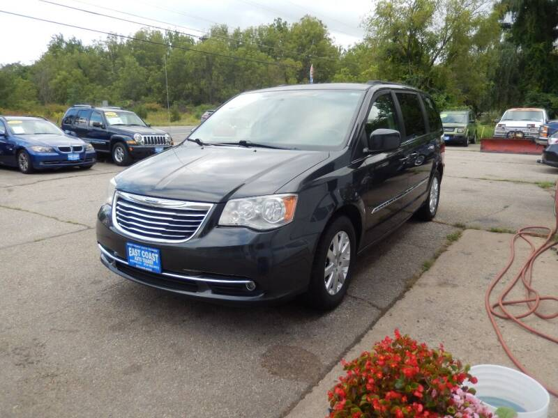 2011 Chrysler Town and Country for sale at East Coast Auto Trader in Wantage NJ
