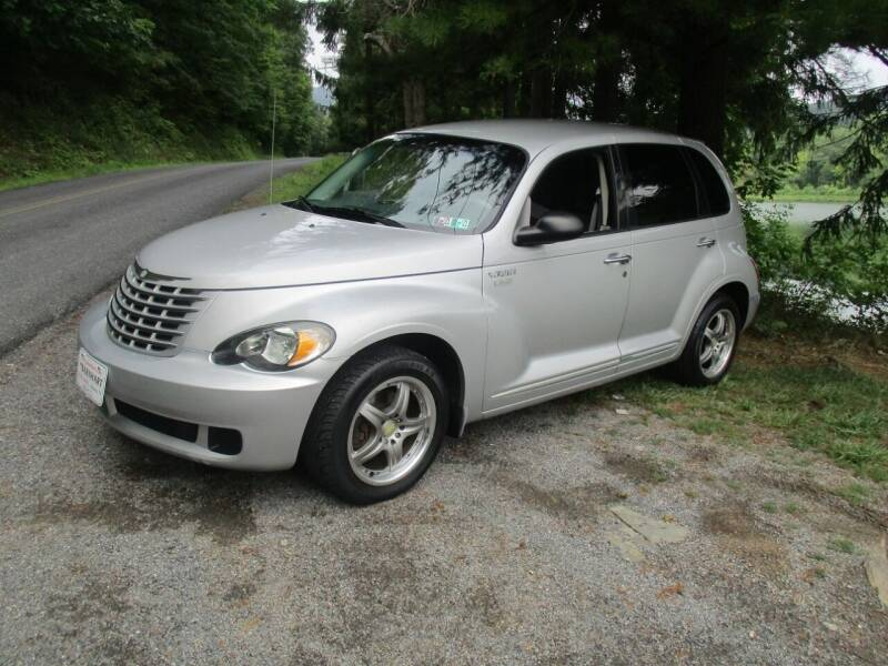 2006 Chrysler PT Cruiser for sale at W.R. Barnhart Auto Sales in Altoona PA