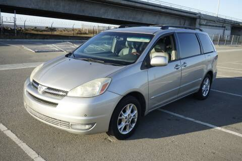 2005 Toyota Sienna for sale at Sports Plus Motor Group LLC in Sunnyvale CA