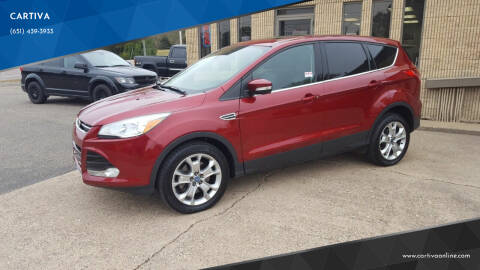 2013 Ford Escape for sale at CARTIVA in Stillwater MN