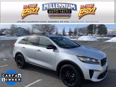 2019 Kia Sorento for sale at Millennium Auto Sales in Kennewick WA