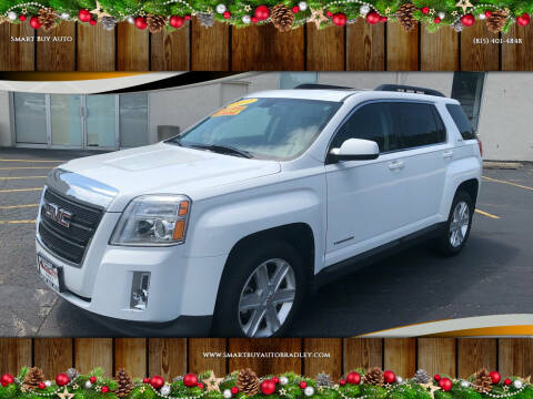 2011 GMC Terrain for sale at Smart Buy Auto in Bradley IL
