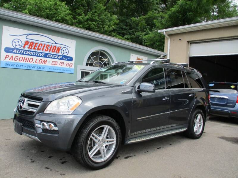 2011 Mercedes-Benz GL-Class for sale at Precision Automotive Group in Youngstown OH