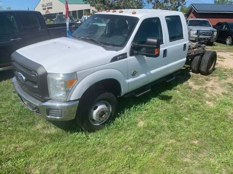 2012 Ford F-350 Super Duty for sale at Four Boys Motorsports in Wadena MN