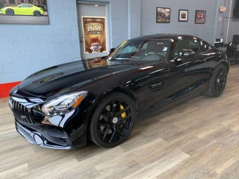 2018 Mercedes-Benz AMG GT for sale at The Car Store in Milford MA