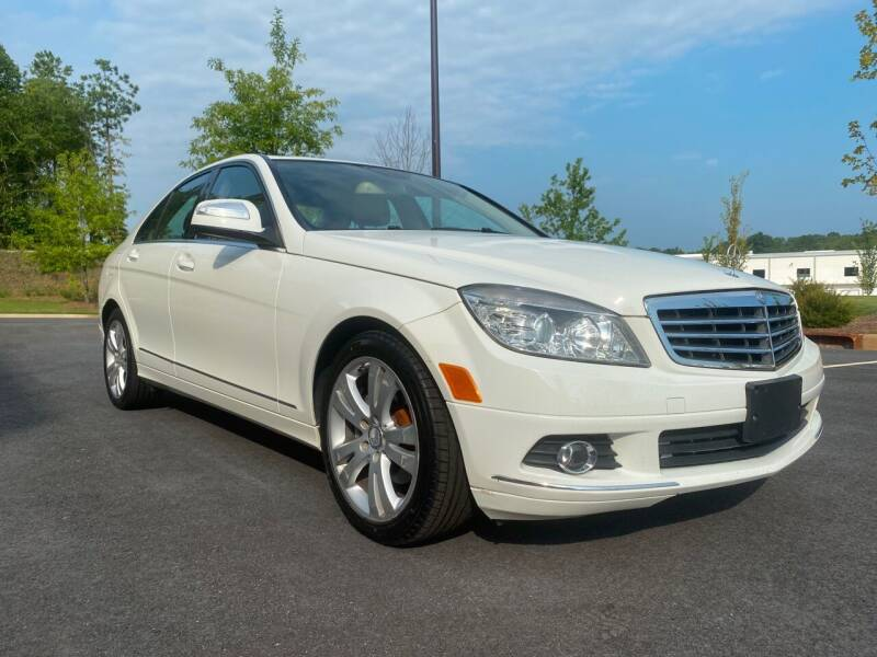 2009 Mercedes-Benz C-Class for sale at ELAN AUTOMOTIVE GROUP in Buford GA