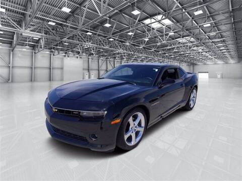 2015 Chevrolet Camaro for sale at Camelback Volkswagen Subaru in Phoenix AZ