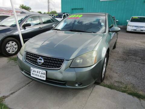 2012 Nissan Altima for sale at Cars 4 Cash in Corpus Christi TX