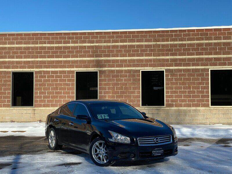 2012 Nissan Maxima for sale at A To Z Autosports LLC in Madison WI