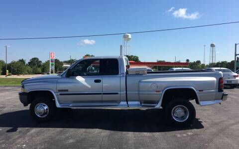 2002 Dodge Ram Pickup 3500 for sale at Village Motors in Sullivan MO