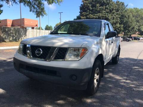 2005 Nissan Frontier for sale at Coastal Automotive in Virginia Beach VA